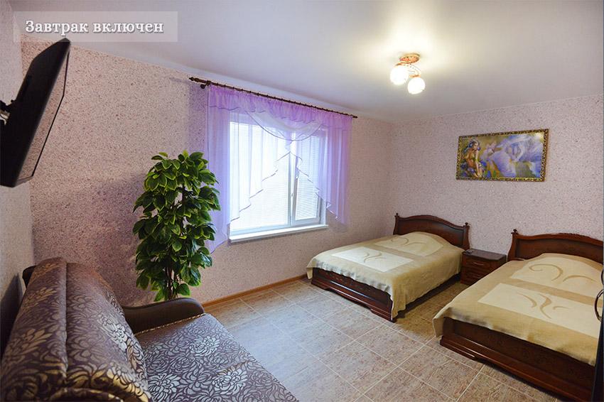 Гостиница Жильё-Люкс Алексеевка